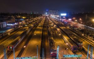 ЖД вокзал Одессы